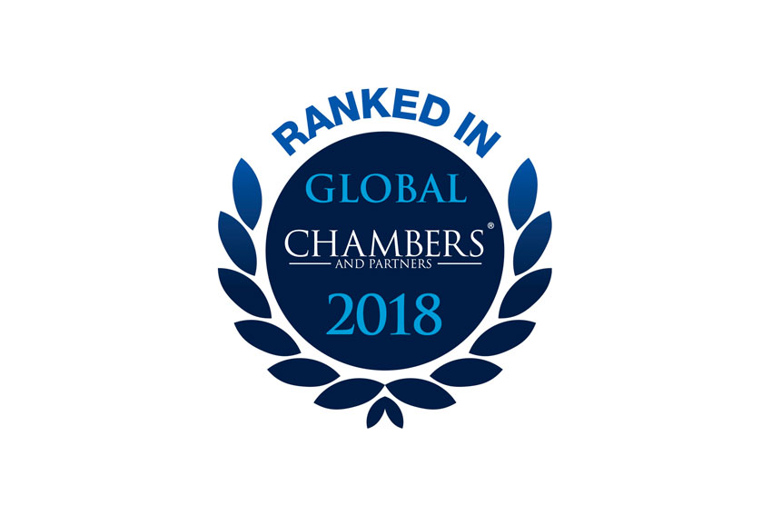 BOPA | Bojanović & Partners once again highly ranked on 2018 Chambers Global and Chambers Europe