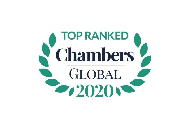 BOPA once again ranked by Chambers Global and Chambers Europe