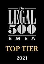 2021 LEGAL 500 EMEA RESULTS RANKED BOPA EVEN BETTER THAN BEFORE!